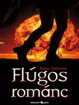 cover image of Flúgos románc