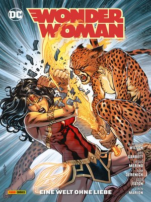 cover image of Wonder Woman--Bd. 12 (2. Serie)