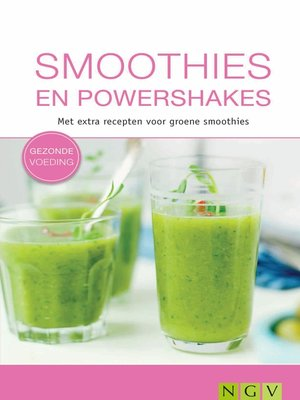 cover image of Smoothies en powershakes