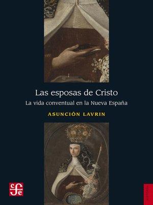 cover image of Las esposas de Cristo