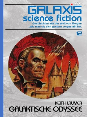 cover image of GALAXIS SCIENCE FICTION, Band 12