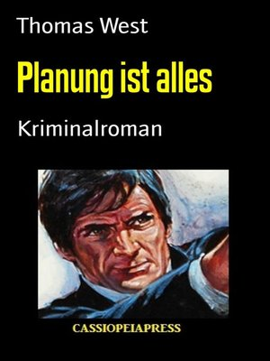 cover image of Planung ist alles