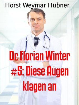 cover image of Dr. Florian Winter #5