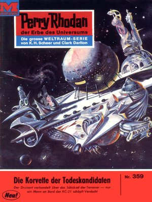 cover image of Perry Rhodan 359