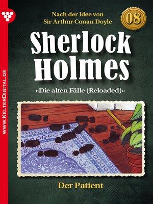 cover image of Sherlock Holmes 8 – Kriminalroman