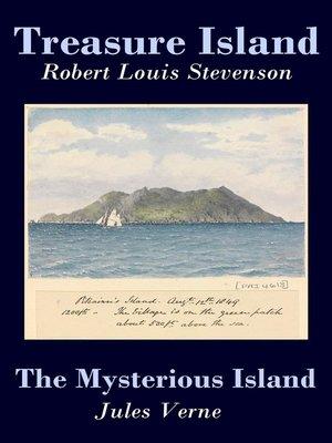 cover image of Treasure Island + the Mysterious Island (2 Unabridged Classics)