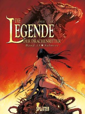 cover image of Die Legende der Drachenritter. Band 13