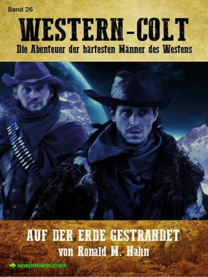 cover image of WESTERN-COLT, Band 26