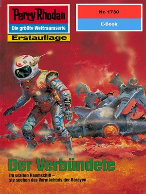 cover image of Perry Rhodan 1730