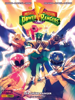 cover image of Der grüne Ranger--Das erste Jahr