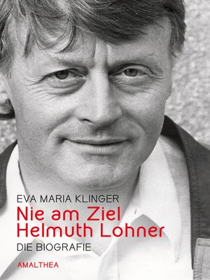 cover image of Nie am Ziel. Helmuth Lohner