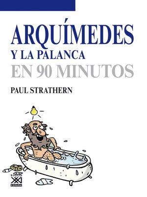 cover image of Arquímedes y la palanca