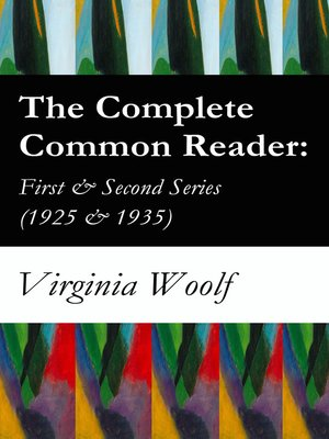 cover image of The Complete Common Reader