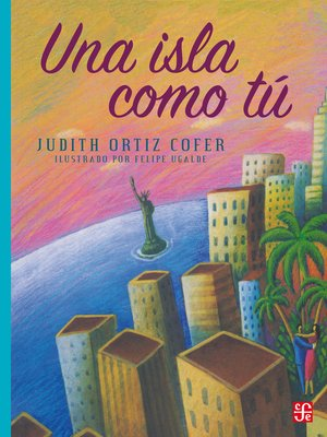 cover image of Una isla como tú