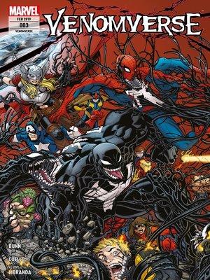 cover image of Venomverse 3--Krieg der Symbionten
