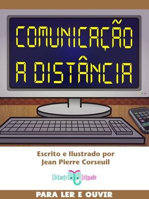 cover image of Comunicação a Distância