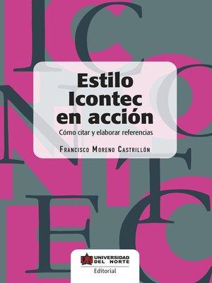 cover image of Estilo Icontec en acción