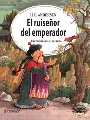 cover image of El ruiseñor del emperador