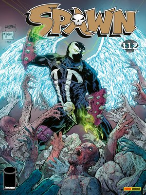 cover image of Spawn, Band 112