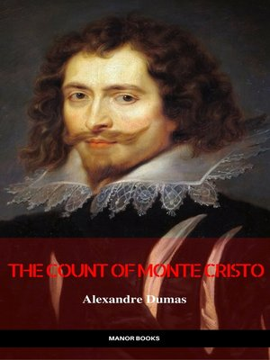 cover image of The Count of Monte Cristo (Book Center)