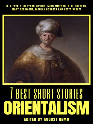 cover image of 7 best short stories--Orientalism