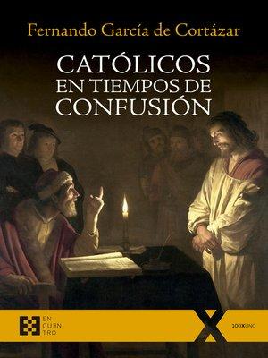 cover image of Católicos en tiempos de confusión