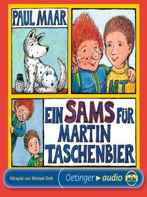 cover image of Ein Sams für Martin Taschenbier