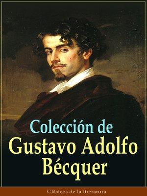 cover image of Colección de Gustavo Adolfo Bécquer