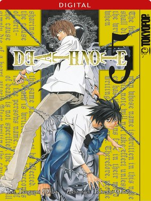 cover image of Death Note 05