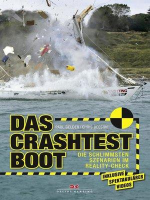 cover image of Das Crashtest-Boot