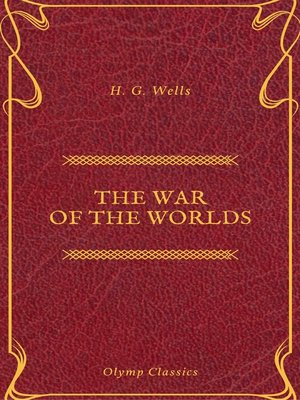 cover image of The War of the Worlds (Olymp Classics)