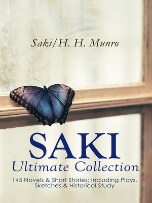 cover image of SAKI--Ultimate Collection
