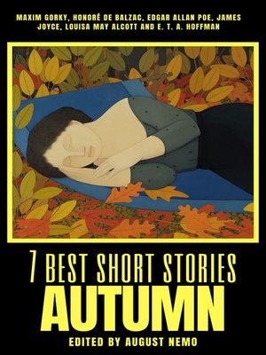 cover image of 7 best short stories--Autumn