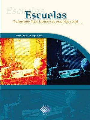 cover image of Escuelas
