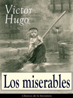 cover image of Los miserables