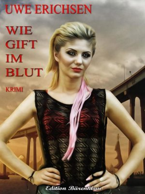 cover image of Wie Gift im Blut