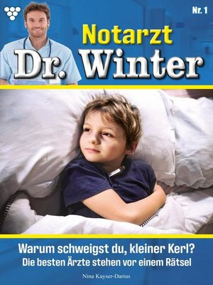 cover image of Notarzt Dr. Winter 1 – Arztroman