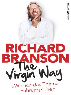 cover image of The Virgin Way