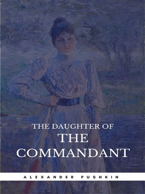 cover image of The Daughter of the Commandant (Book Center)