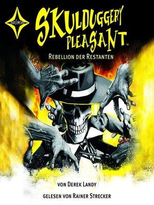 cover image of Skulduggery Pleasant, Folge 5