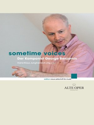 cover image of Sometime Voices