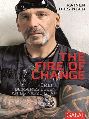 cover image of The Fire of Change