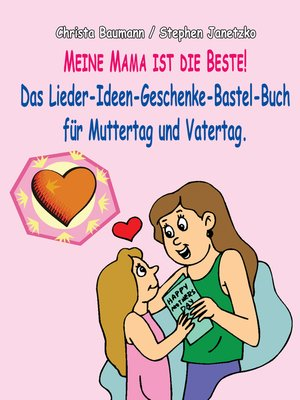 cover image of Meine Mama ist die Beste