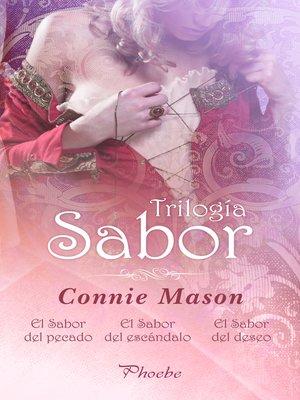 cover image of Trilogía Sabor