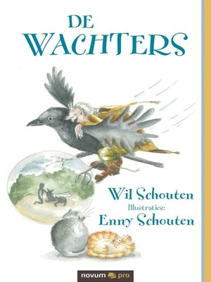 cover image of DE WACHTERS