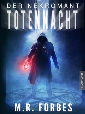 cover image of Der Nekromant --Totennacht