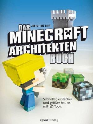cover image of Das Minecraft-Architekten-Buch