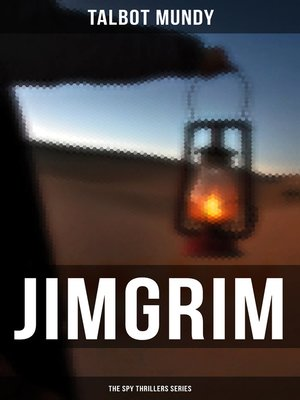 cover image of Jimgrim--The Spy Thrillers Series
