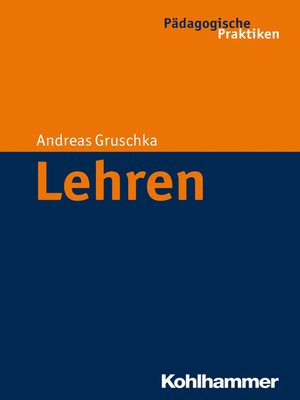 cover image of Lehren