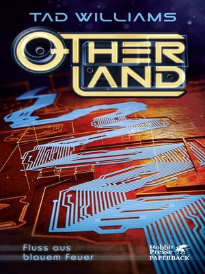 cover image of Otherland Teil 2 / Fluss aus blauem Feuer